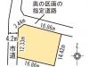 松山市和田売土地区画