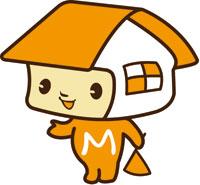 ミセスホームシンボルキャラクター「ミセルン♪」