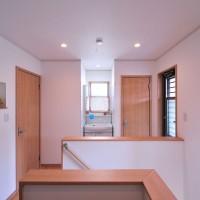 2階にも洗面台を設置することで日常のこまやかなシーンに便利に使えて重宝しています。