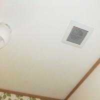 空調室からの給気口
