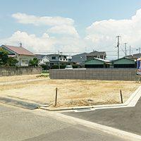 ミセスタウン東垣生分譲地写真